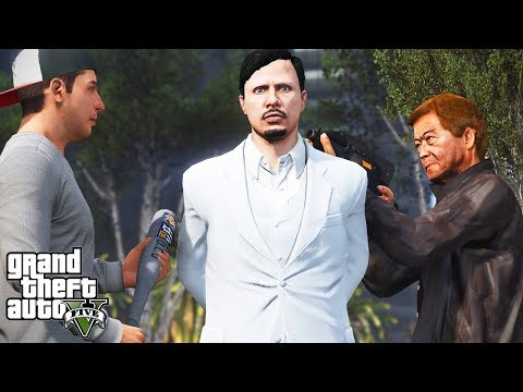 HIS LIFE IS WORTH $250,000! (GTA 5 Roleplay)