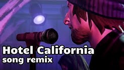 Hotel California remix song | Recreated by ChatKK