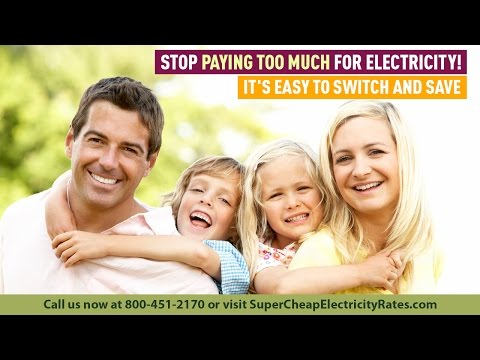 Cheap Electric Companies In Houston - Dial 800-451-2170