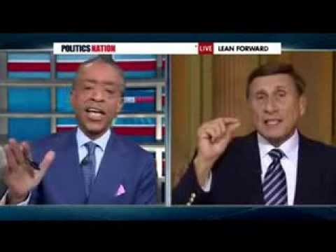 Al Sharpton Explodes on GOP Rep. John Mica Over Government Shutdown: 'You're in Denial!'