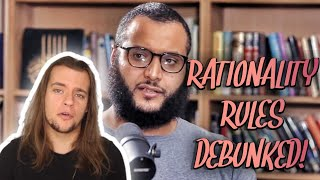 Atheist tries to Disprove Quran with Science