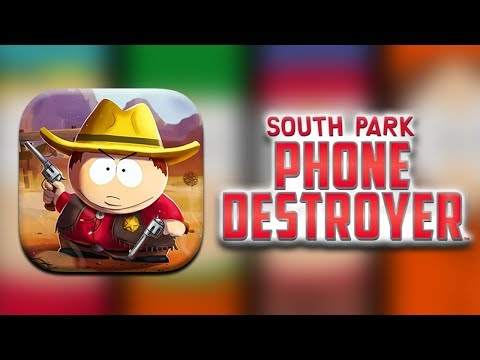 BRAND NEW SOUTH PARK MOBILE GAME!! FIRST GAMEPLAY AND PACK OPENING | SOUTH PARK PHONE DESTROYER
