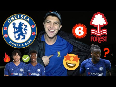 6 Things We Learnt From CHELSEA 2-0 NOTTINGHAM FOREST