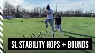 SL Stability Hops with Bounds