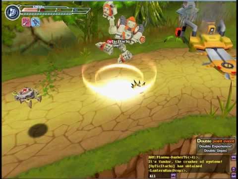 Bots Acclaim level 80 solo