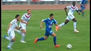 Les moments forts du match de CFA USSU - Olympique Lyonnais