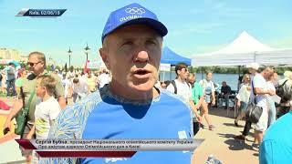 Президент НОК Сергей Бубка – об ажиотаже вокруг Олимпийского дня в Киеве