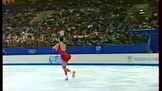 Фигурное катание - Олимпиада в Нагано 1998