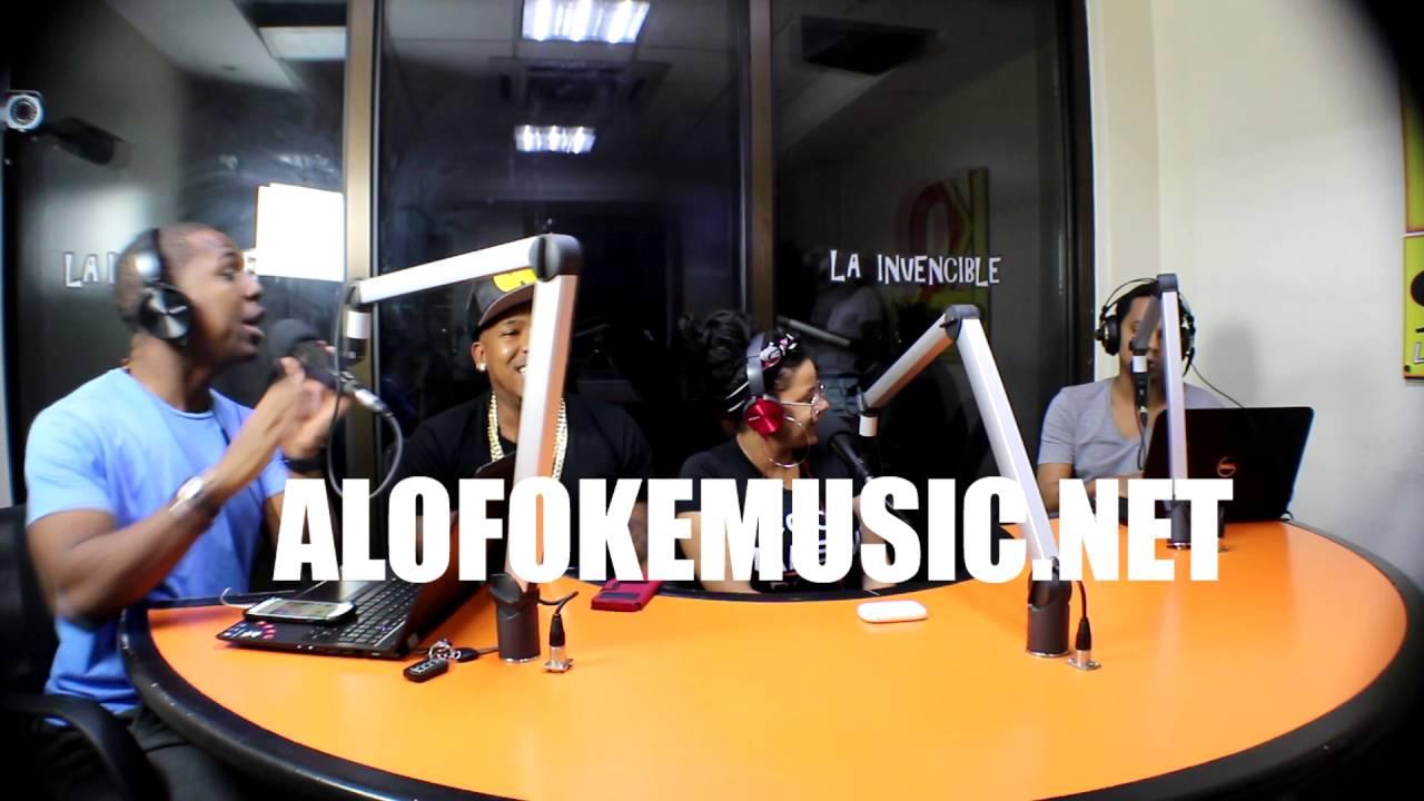 Toxic Crow & La Insuperable - Declaraciones contundentes en Alofoke Radio Show!!!