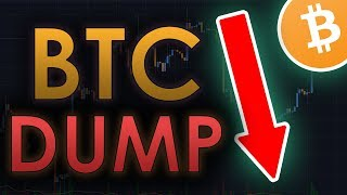 Why Another Bitcoin Dump Would Be Healthy
