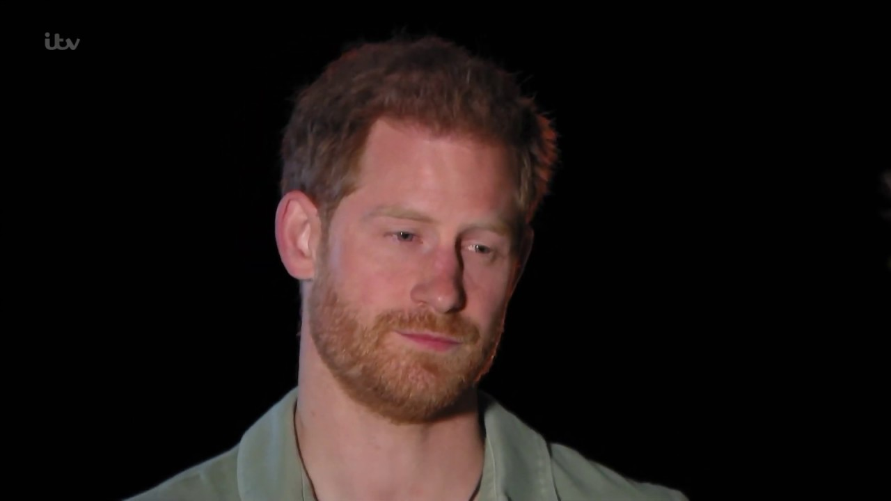 Prince Harry: 'I don't want a repeat of the past' with Meghan and my mother