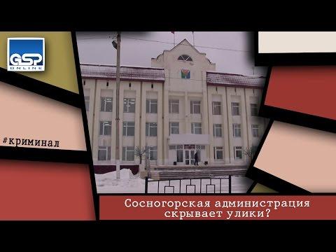 Сосногорская администрация скрывает улики? | 27 ноября'15