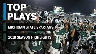 2018 Season Highlights: Michigan State Spartans | Big Ten Football