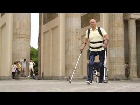 ReWalk Exoskeleton from ReWalk Robotics
