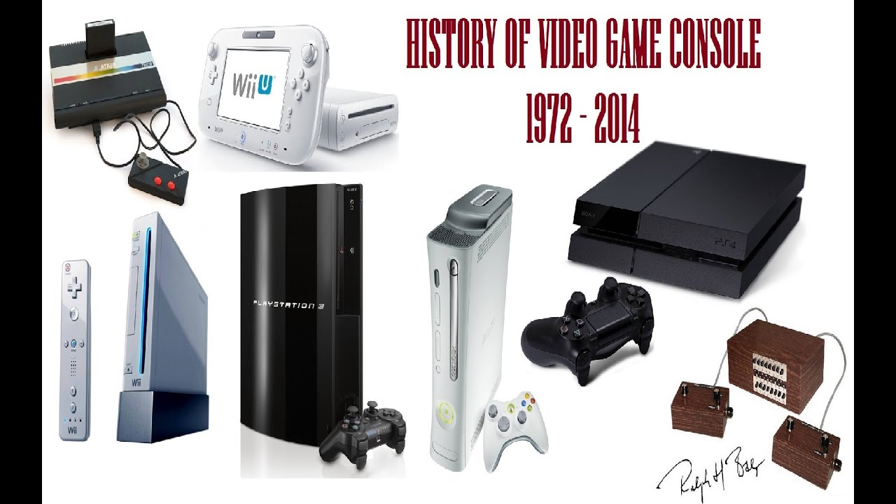 the history of video game consoles essay The content of the video game console library is written by a group of gaming enthusiasts that buying college reports homework help history essays writting.