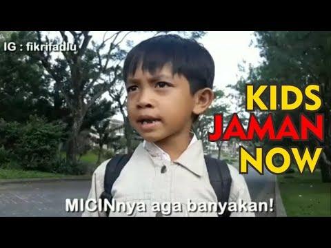 Parody KIDS JAMAN NOW Paling Heboh dan Viral di Medsos!!! (FULL PART)
