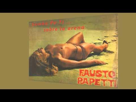 """"""" Fausto Papetti - Samba Pa Ti... """"    sobre la arena"""