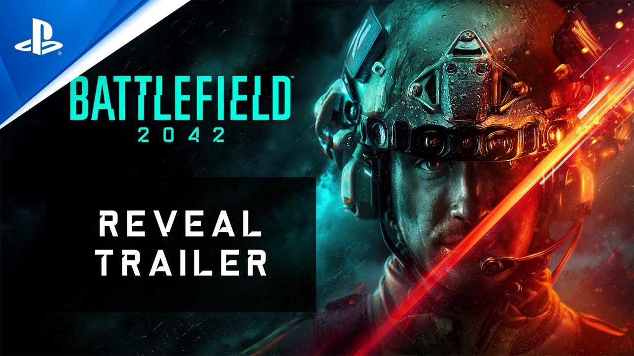 Trailer de anúncio oficial do Battlefield™ 2042 (com 2WEI)