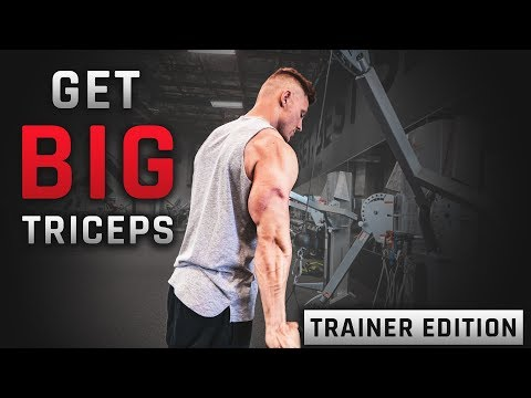 Best Tricep Workout | Build BIG Triceps