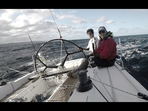 CYCA Flinders Islet Yacht Race Sydney 2015