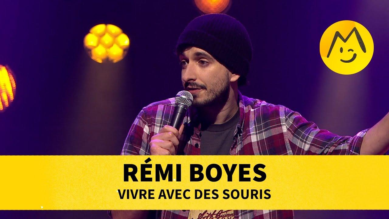 Remi Boyes - Vivre avec des souris