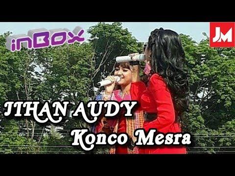 Jihan Audy Konco Mesra Live Inbox SCTV Live Alun Alun Purwodadi Grobogan 2018