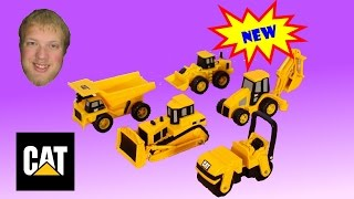 CAT Mini Machine 5-Pack 3