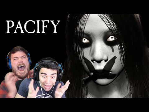 THE SCARIEST CO-OP GAME I'VE PLAYED IN YEARS!!!! - Pacify (feat. TheGameSalmon)