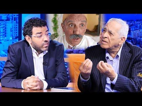 محمد الخلفي يهاجم حسن الفد في عندي مايفيد ويعترف للعشابي باكيا أسباب غيابه | telemaroc