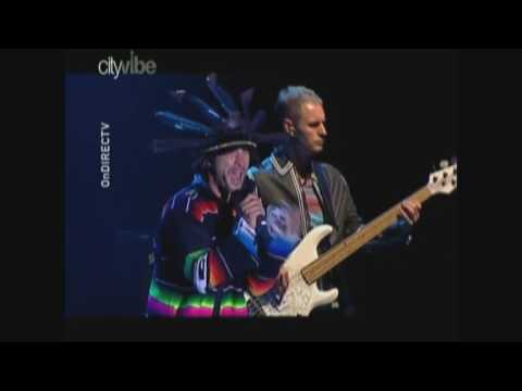 Jamiroquai - Live in Lokeren 2006