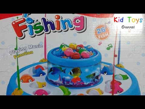 Go Go Fishing Let Us Experience This Pleasure