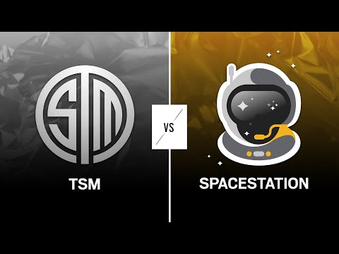TSM vs Spacestation // Rainbow Six North American league 2021 - Stage 1 - Playday #4
