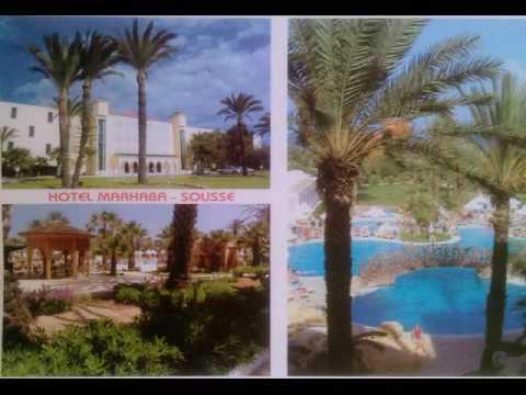 HOTEL MARHABA-SOUSSE/TUNISKO