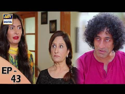 Dilli Walay Dularay Babu - Ep 43 Full HD - 15th July 2017 - ARY Digital Drama