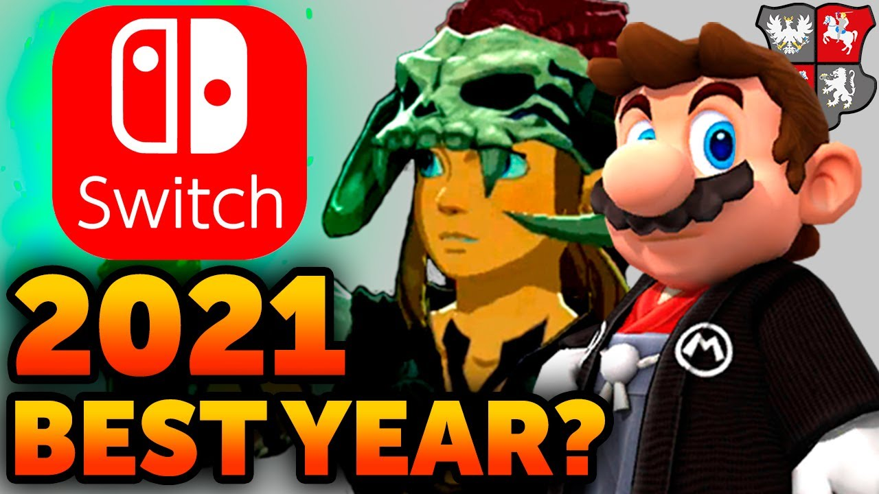 2021, Nintendo Switch's Best Year?