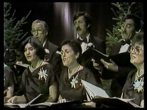 Corale Herança Portuguesa - RIPBS Christmas Special (1985)