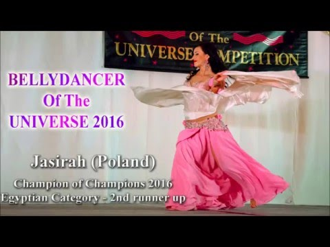 Bellydancer Of The Universe 2016 - Jasirah - Champion Of Champions BDUC