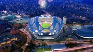 Tokyo Olympic stadium gets new, cheaper design