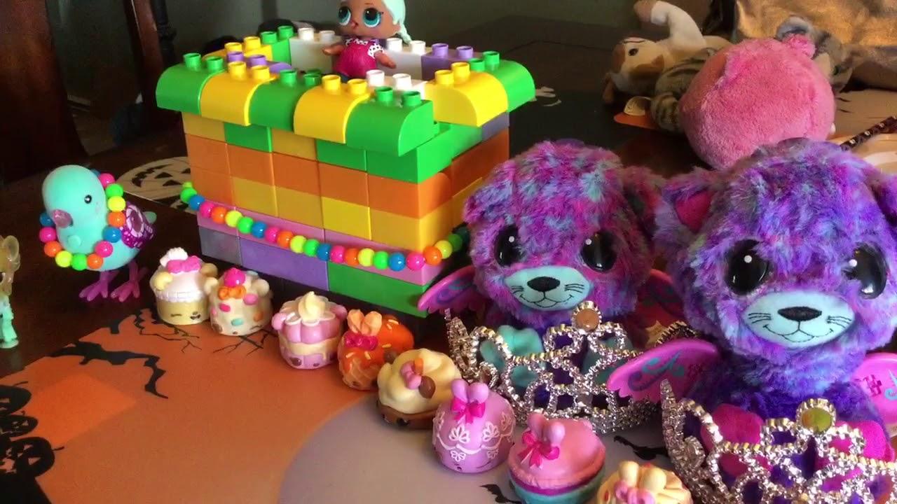 Happy Birthday Hatchimals