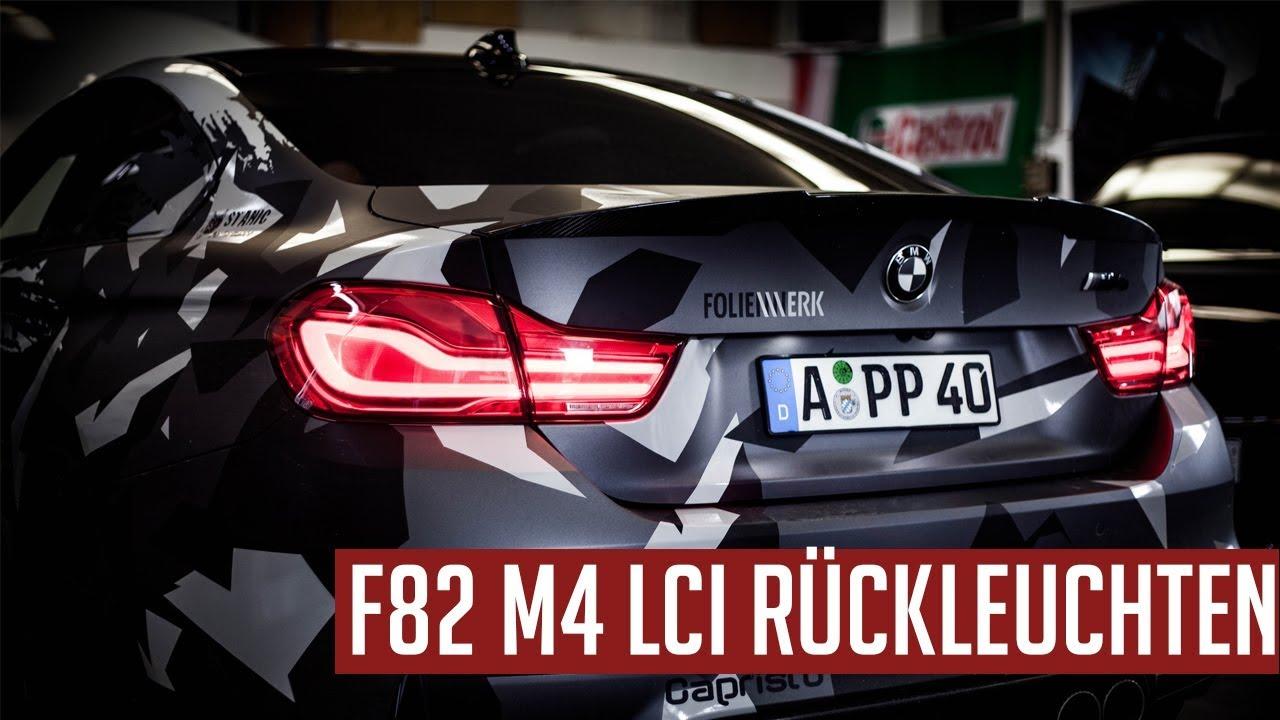 Nwbmw F82 M4 Facelift Lci Ruckleuchten