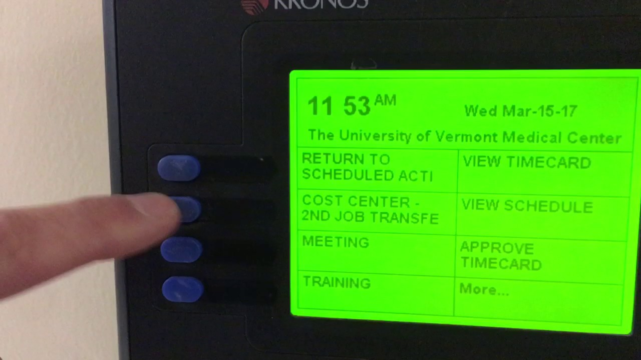 PrimeNet US10C Biometric time clock by Prime Time Inc
