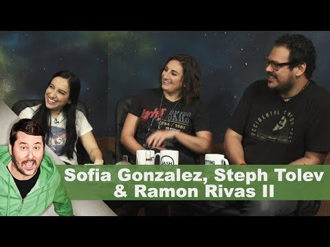 Sofia Gonzalez, Steph Tolev & Ramon Rivas II | Getting Doug with High