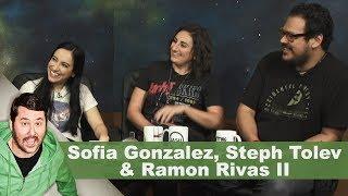 Sofia Gonzalez, Steph Tolev & Ramon Rivas II   Getting Doug with High