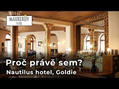Nautilus hotel, Goldie