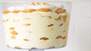 Banana Pudding with Vanilla Wafers Recipe
