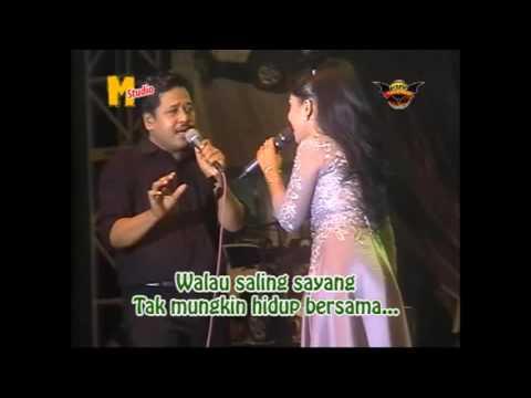Dinding Kaca (KARAOKE) - Anisa Rahma - New Kampret (Cak Met) Live GRESIK November 2016