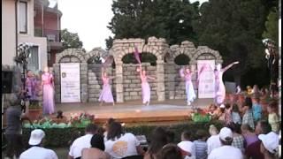 Лето в Обзоре(Болгария, г. Обзор, 2012 Международный фестиваль