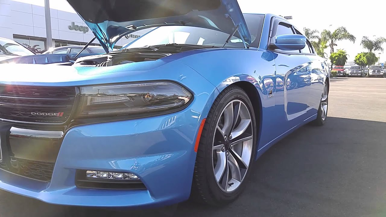 2015 Dodge Charger R T With Scat Pack Stage 1 Youtube