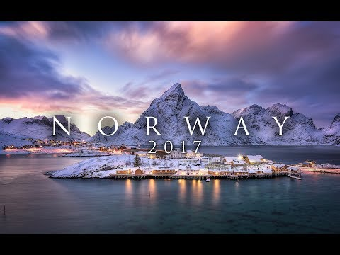 Norway in 4K 2017 - RS Production