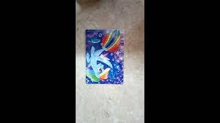 Обзор на пазл My Little Pony Rainbow Dash